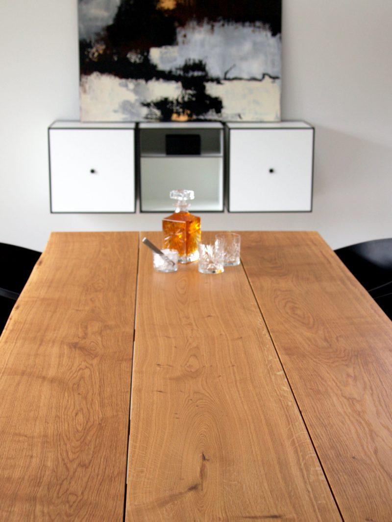 Odin Ege plankebord udført i 3 planker